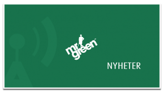 Mr Green – Ny webbplats
