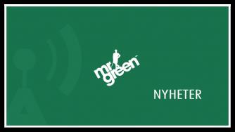 Mr Green – Ny webbplats